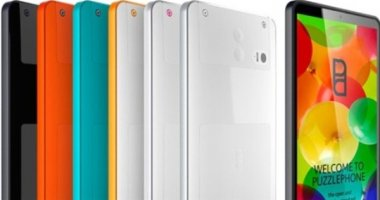 """PuzzlePhone - Smartphone """"lắp ghép"""" dùng Android sắp ra mắt"""