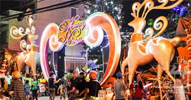 Loạt điểm vui chơi miễn phí dịp Noel cho giới trẻ cả nước