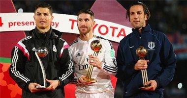 Ronaldo thua Ramos trong cuộc đua giành Quả bóng vàng