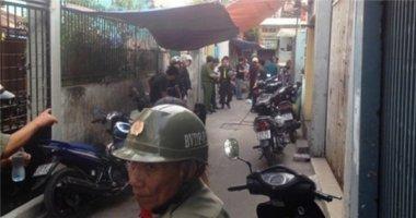 200 cảnh sát khám nhà nghi là trùm ma túy Sài Gòn