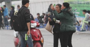 """Vé """"chợ đen"""" xem tuyển Việt Nam tăng chóng mặt"""