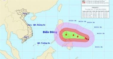 Siêu bão Hagupit giật cấp 17 có khả năng vào Biển Đông