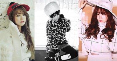 Sao Hàn và những kiểu mũ cực cá tính