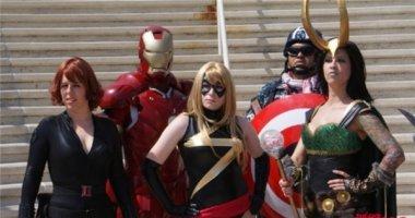 Sân chơi về Comic Con đã sẵn sàng bùng nổ