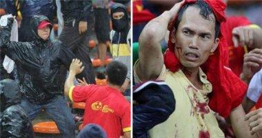 AFC điều tra vụ CĐV Malaysia đánh fan Việt Nam