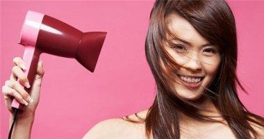 7 sai lầm cần bỏ ngay khi sử dụng máy sấy tóc