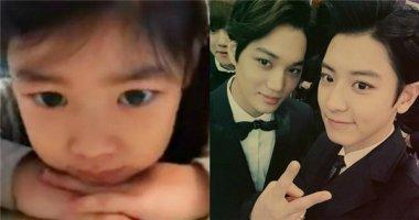 Tablo khoe hình con gái Haru cực đáng yêu, Chanyeol bảnh bao tham gia MAMA 2014