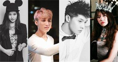 Hari Won, Đông Nhi... lọt Top 10 gương mặt đột phá nhất năm 2014