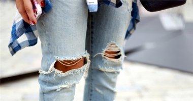 6 nguyên tắc cần nhớ khi diện quần jean rách