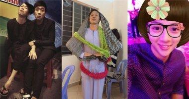 Những bức ảnh đáng yêu khiến khán giả bật cười của sao Việt