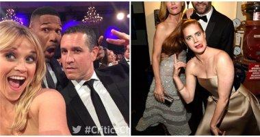 """Những khoảnh khắc """"khó đỡ"""" của sao trong Ctitics' Choice Movie Awards 2015"""