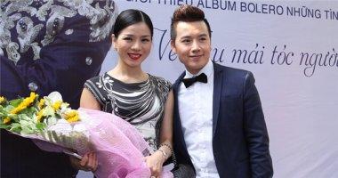 Lệ Quyên hát tình ca cùng Nguyễn Hoàng Nam