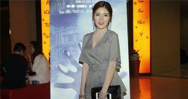 Lily Luta kể chuyện đóng phim kinh dị Thái