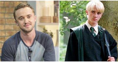 """""""Draco Malfoy"""" đau khổ khi bị xếp vào nhà Gryffindor"""