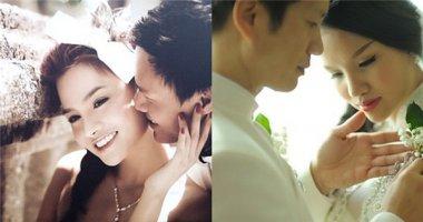 """Những đám cưới tổ chức trong """"thầm lặng"""" của sao Việt"""
