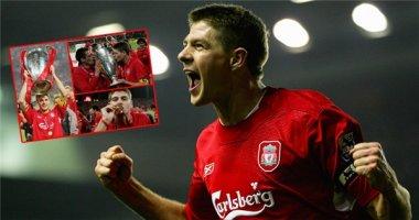 8 khoảnh khắc kỳ kiệu của Steven Gerrard tại Liverpool