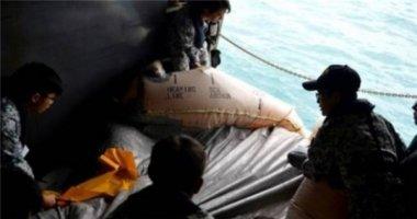 Phát hiện bè cứu sinh thổi phồng tại nơi tìm kiếm QZ8501