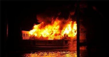 Du thuyền 3 sao bốc cháy nghi ngút trên vịnh Hạ Long