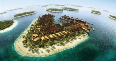 Ngất ngây trước 8 hòn đảo du lịch nhân tạo tuyệt đẹp