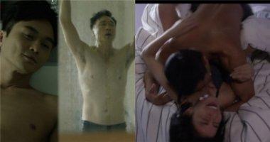 """Dàn sao Hong Kong """"đốt mắt"""" vì khoe thân trong phim chiếu Tết"""