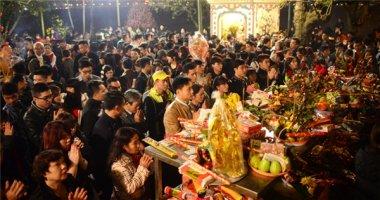 [Tết 2015] Người Hà Nội nườm nượp đi chùa đầu năm