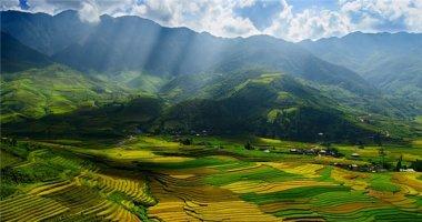Ruộng bậc thang Việt Nam lọt vào top 10 cảnh đẹp màu sắc nhất thế giới