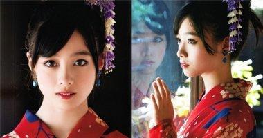 """""""Mỹ nữ thiên niên kỷ"""" 16 tuổi của Nhật Bản sở hữu nét đẹp """"nghiêng nước nghiêng thành"""""""