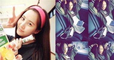 Sooyoung cám ơn em út Seohyun, Taeyeon hào hứng khi sắp qua tuổi mới