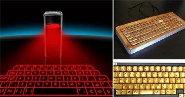 10 thiết kế bàn phím máy tính cực sành điệu nhìn là muốn chạm