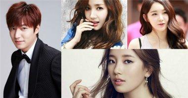 """Những """"bông hồng"""" từng ngự trị trong trái tim Lee Min Ho"""