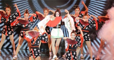 Đông Nhi làm đả nữ Geisha, đánh tung dàn ninja hùng mạnh