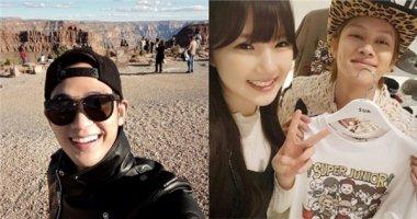 Kim Soo Hyun gia nhập Instagram, Heechul bận rộn ghi hình MV mới