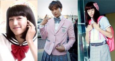 """Ngắm những nam thần """"chuyển giới"""" xinh nhất màn ảnh Hàn"""