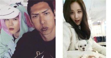 Jackson hài hước hóa lừa, Seohyun khoe ảnh cùng cún cưng.