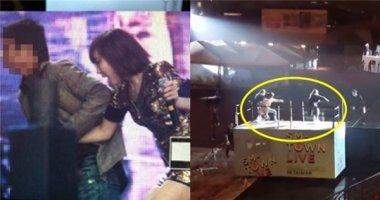 Khi tai nạn sân khấu trở thành nỗi ám ảnh của sao Hàn