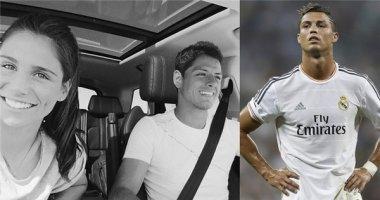 """""""Người tình tin đồn"""" của Ronaldo công khai yêu Chicharito"""