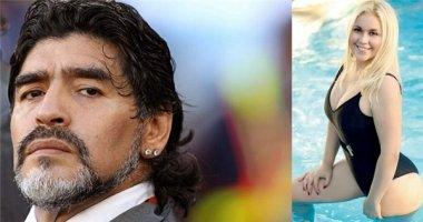 """Maradona có nguy cơ bị phát tán clip """"nóng bỏng""""?"""