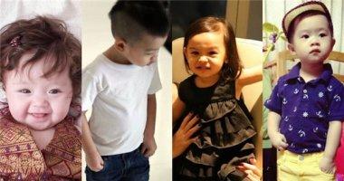 Những nhóc tì siêu sành điệu của showbiz Việt