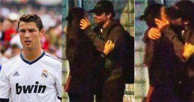NÓNG: Người yêu cũ của Ronaldo ôm hôn thắm thiết tài tử Bradley Cooper