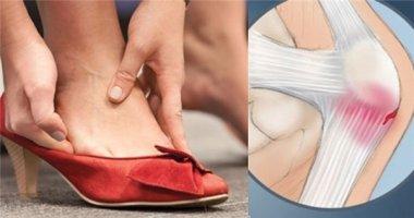 Những hiểm họa khó lường từ giày cao gót