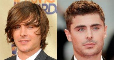 Đo độ điển trai của sao Hollywood với tóc dài và tóc ngắn