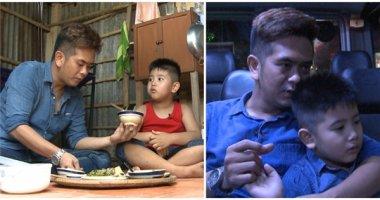 """Hai bố con Hùng Thuận hào hứng tham gia """"Bố ơi! Mình đi đâu thế?"""""""
