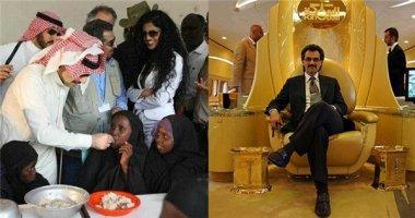 """Ngưỡng mộ cuộc sống """"sang chảnh"""" của Hoàng thân giàu nhất Trung Đông"""