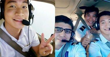 """""""Chết mê"""" với chàng 9x đẹp trai nỗ lực trở thành phi công"""