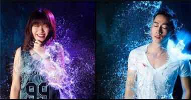 """""""Mát mắt"""" với trào lưu """"chụp ảnh với bóng nước"""" khiến giới trẻ thích mê"""