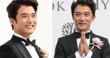 Tài tử Ahn Jae Wook hạnh phúc rạng ngời trong ngày cưới