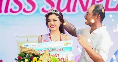 Nữ sinh y khoa xuất sắc đăng quang Miss Sunplay
