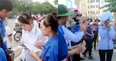 Quảng Ninh: Thí sinh bất ngờ mất tích vì bị đình chỉ thi