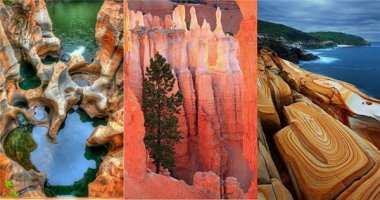 Lạc lối trong những vườn quốc gia đẹp nhất thế giới