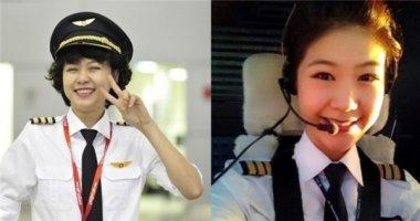Ấn tượng trước nhan sắc xinh đẹp của những nữ phi công Việt Nam